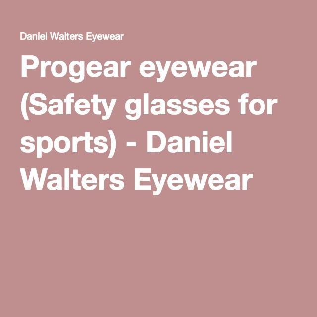 b057afc1460  Progear eyewear (Safety glasses for sports)
