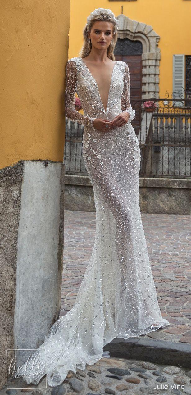 Photo of Julie Vino 2020 Wedding Dresses – Belle The Magazine