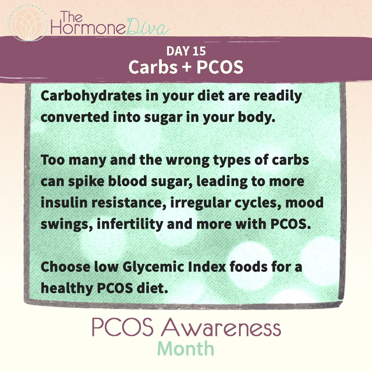 the role of carbohydrates in our diets and their impact on the body Learn how to incorporate carbohydrates into a healthy diet  they are the most important source of energy for your body  depending on their chemical structure.