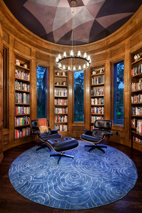 Now thats a reading room the kind where you walk in and get so excited
