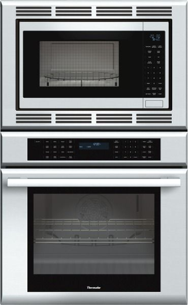 30 Inch Masterpiece Series Combination Oven And Convection Microwave Medmc301js Thermador