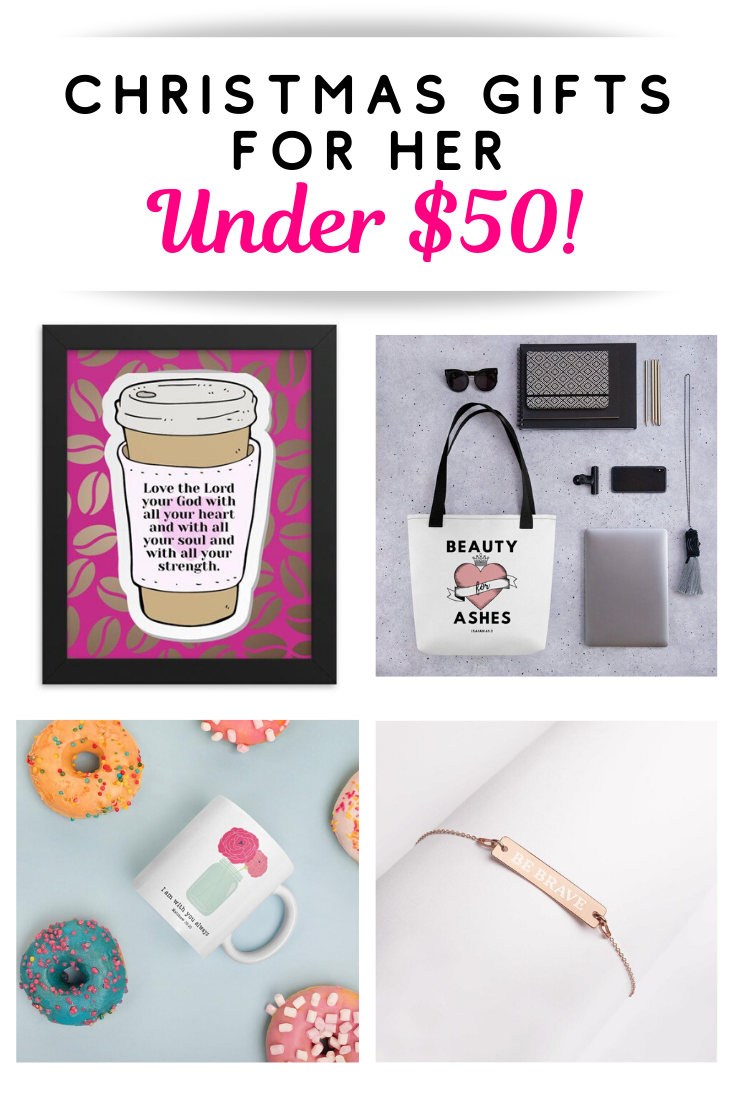 The Best Christmas Gifts for Her Under 50 Christmas