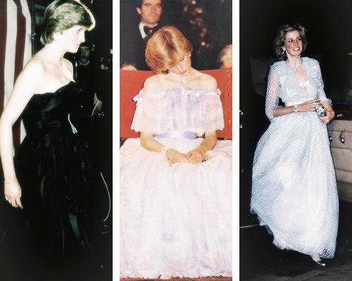 Ilovethebritishroyals diana 39 s gowns pre engagement gown for Pre worn wedding dresses
