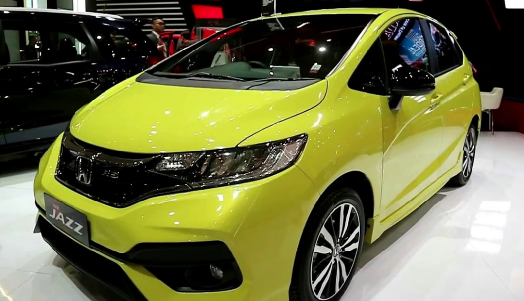 2020 Honda Fit Review Exterior Honda Fit Honda Jazz New Honda