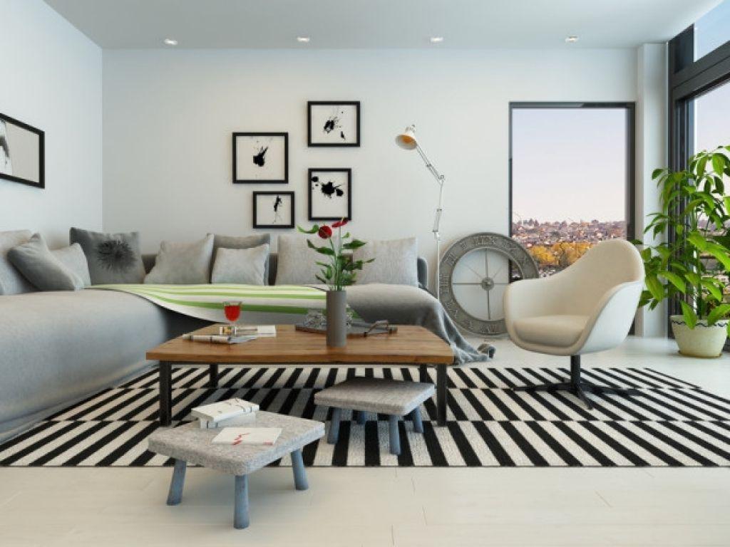 wohnzimmer modern und gemutlich 10 frische wohnzimmer ideen ...