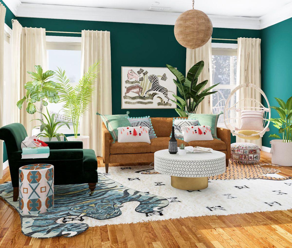 17 Best Living Room Design Ideas Of 2019 Modsy Blog Colou
