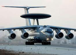 Early warning aircraft