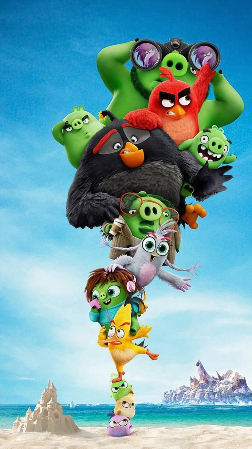 Moviemania Textless High Resolution Movie Wallpapers Angry Birds Movie Angry Birds Full Movies