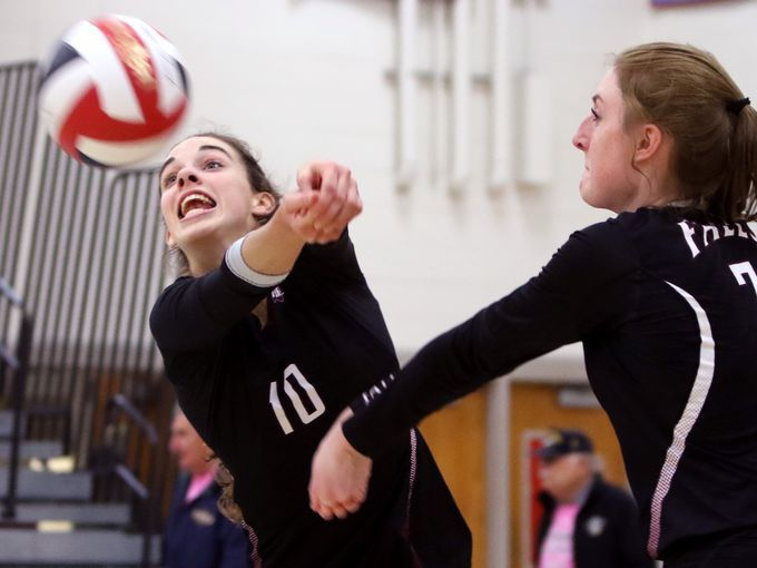 Pin On Ashley S Volleyball Newspaper Photos
