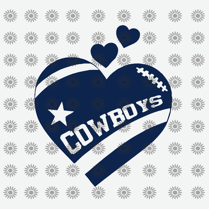 Dallas Cowboys SVG,Cowboys svg, Football svg, Dallas