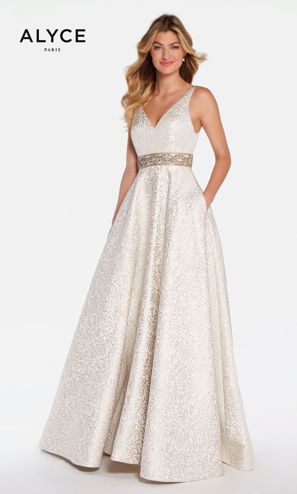 Prom Dresses Evening Dresses by ALYCE PARIS<BR>aay60121<BR ...