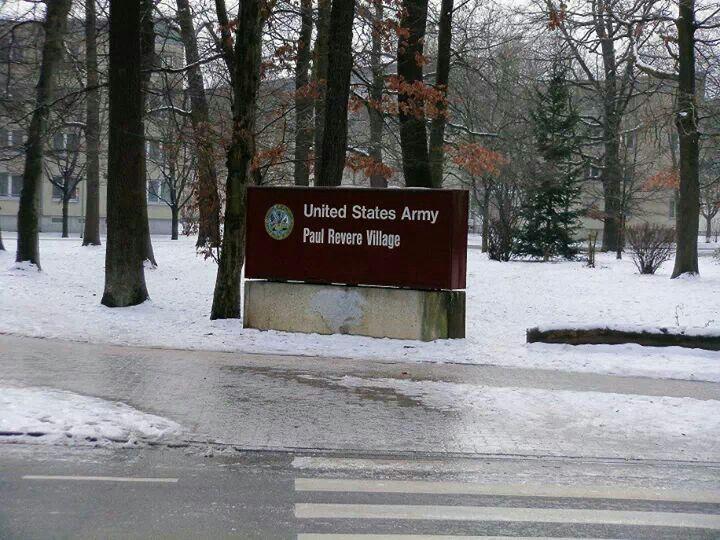 Let S Walk Karlsruhe Germany United States Army