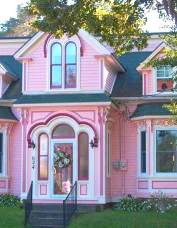 Pin De Gloria Gc En Arquitectura Pink Arquitectura Casas Hogar