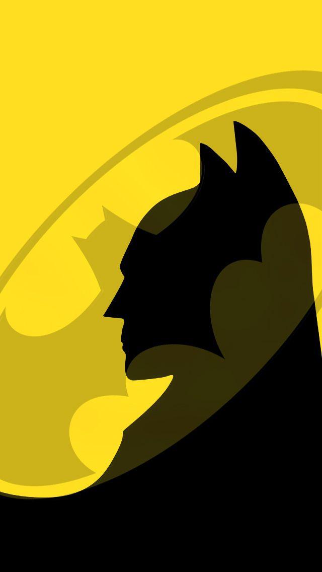 Yellow Coloryellow Batman Wallpaper IphoneIphone