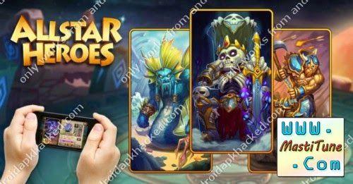 AllStar Heroes Apk, Free Android AllStar Heroes Game, Full Version AllStar Heroes