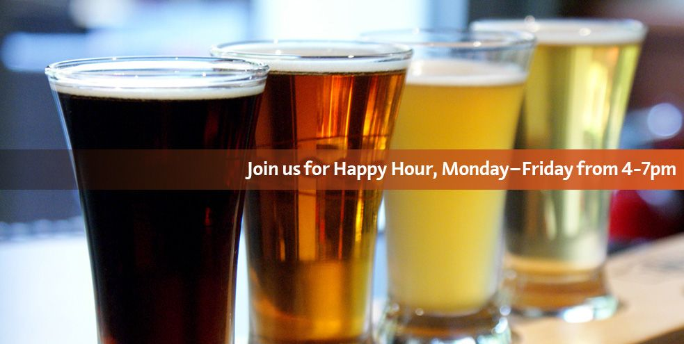American Tap Room At Reston Town Center Hosts Happy Hour M F From