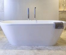 White Soaking Tub Restoration Services In Oklahoma City Ok