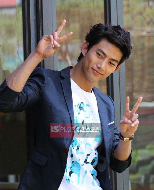 Girlfriend ok taecyeon 2PM's Taecyeon