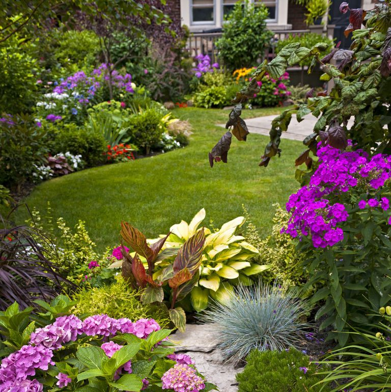 Long Narrow Garden Design Ideas: Design Ideas To Suit Long, Narrow Gardens In 2020