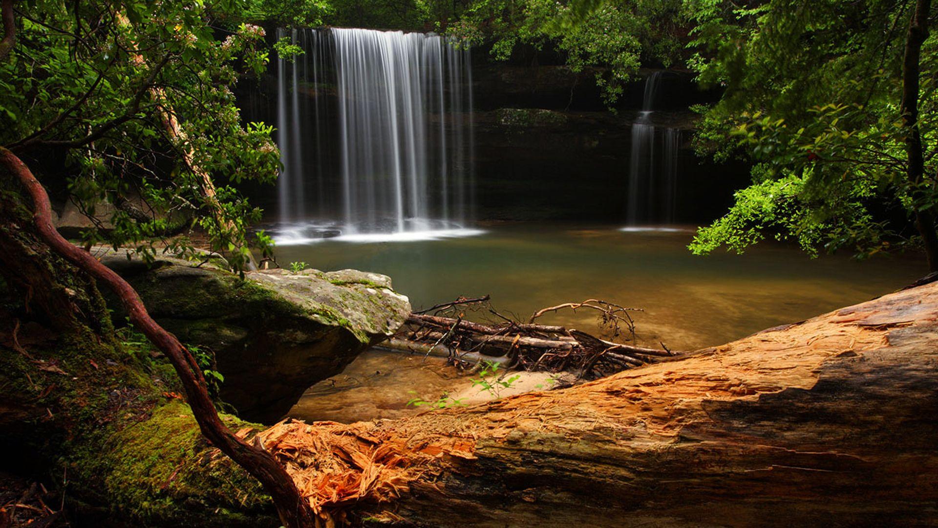 caney creek falls, Alabama Stunning wallpapers, Cool