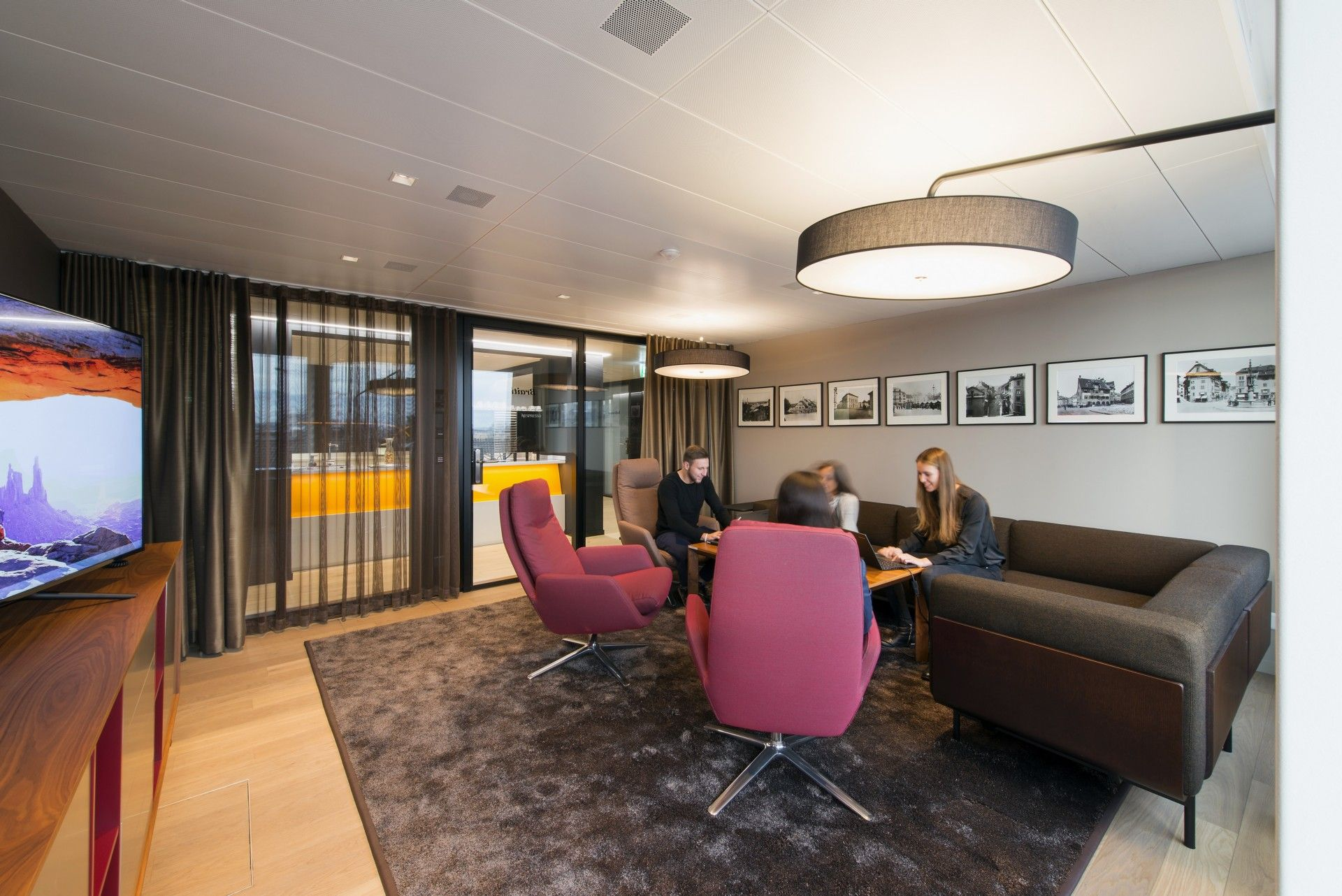 new office designs. Swiss Architectural Studio Evolution Design Has Designed The New Offices Of Insurance And Consultancy Giant PwC In Basel. This Jewel Is Built On Office Designs F