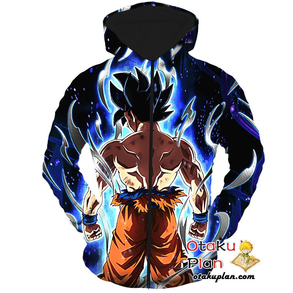 Dbz New Form On The Horizon Goku Ultra Instinct Sign T Shirt Dragon Ball Z 3d Shirts And Clothing Fairy Tail T Shirt Goku Black Hoodie Print