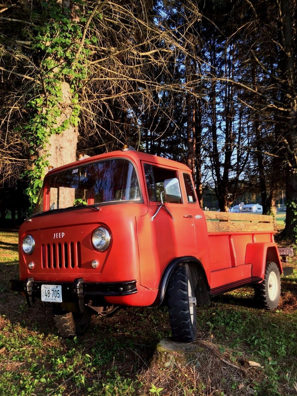 1962 Jeep FC 170 FORWARD CONTROL Pinterest