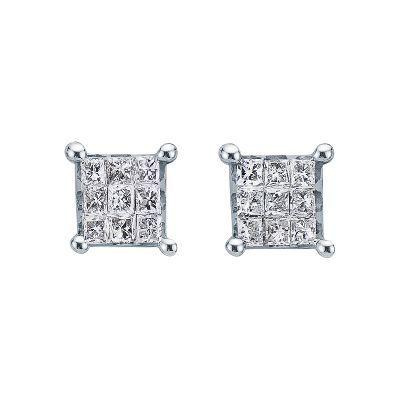 Helzberg Diamonds Diamond Earrings Helzbergdiamonds Pingagement And