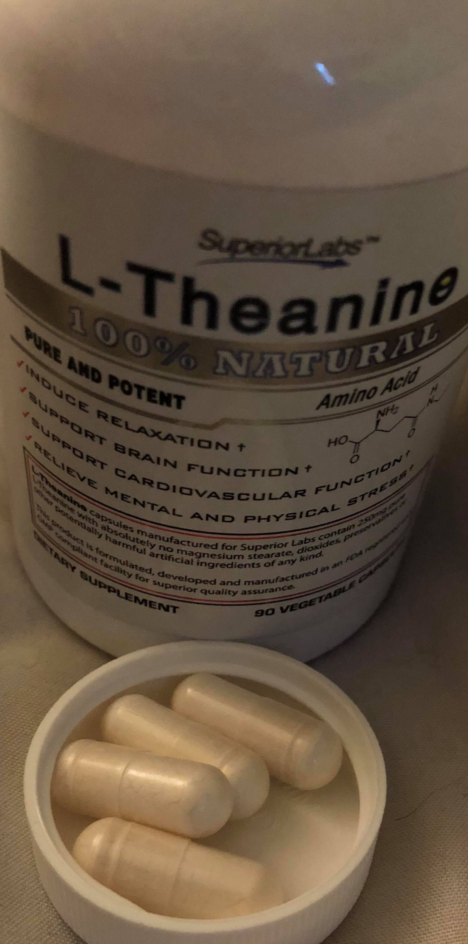 Ltheanine theanine improve brain function how to get