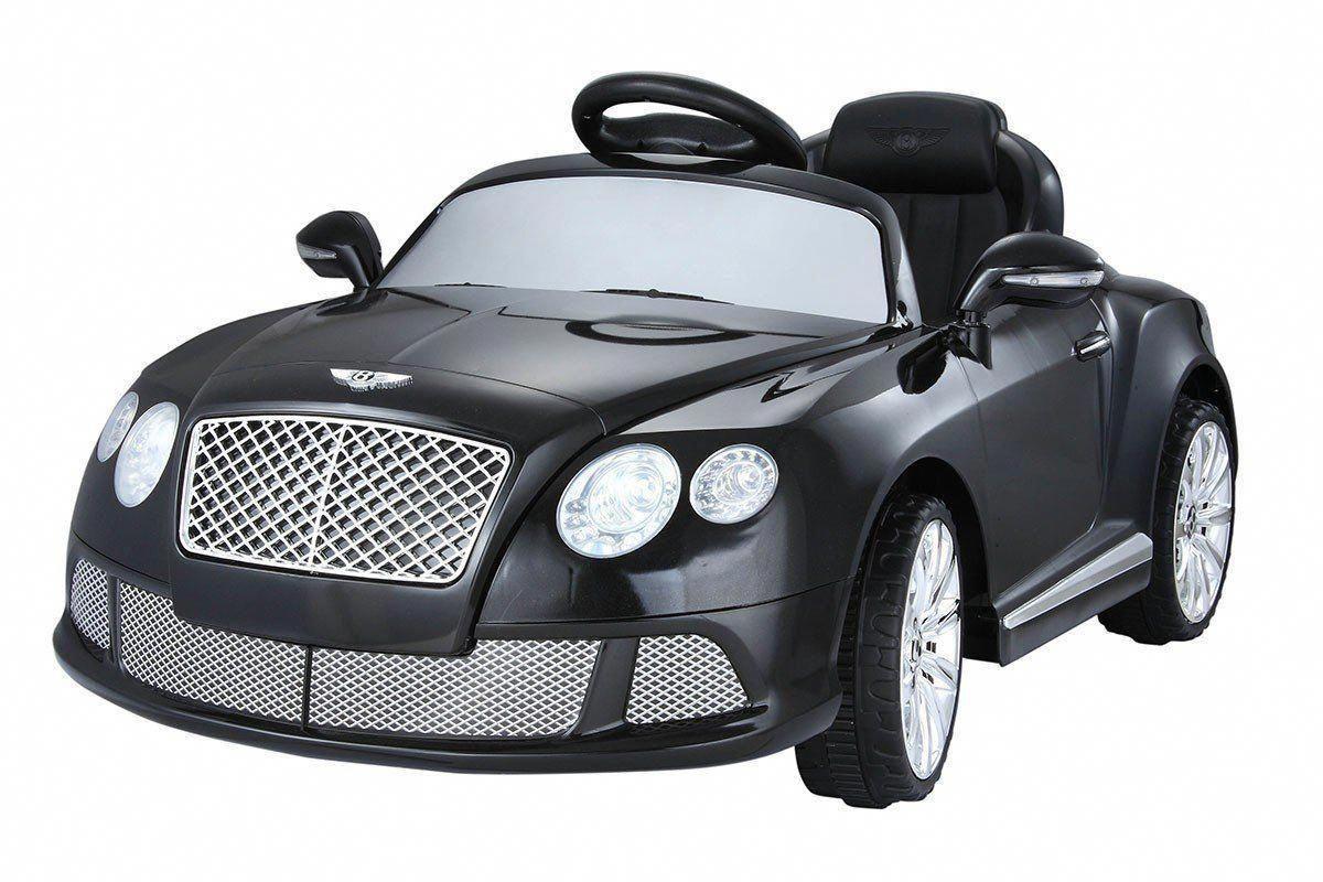 NEW LIMITED EDITION Ride on Toy Car 6V Licensed Kids Black