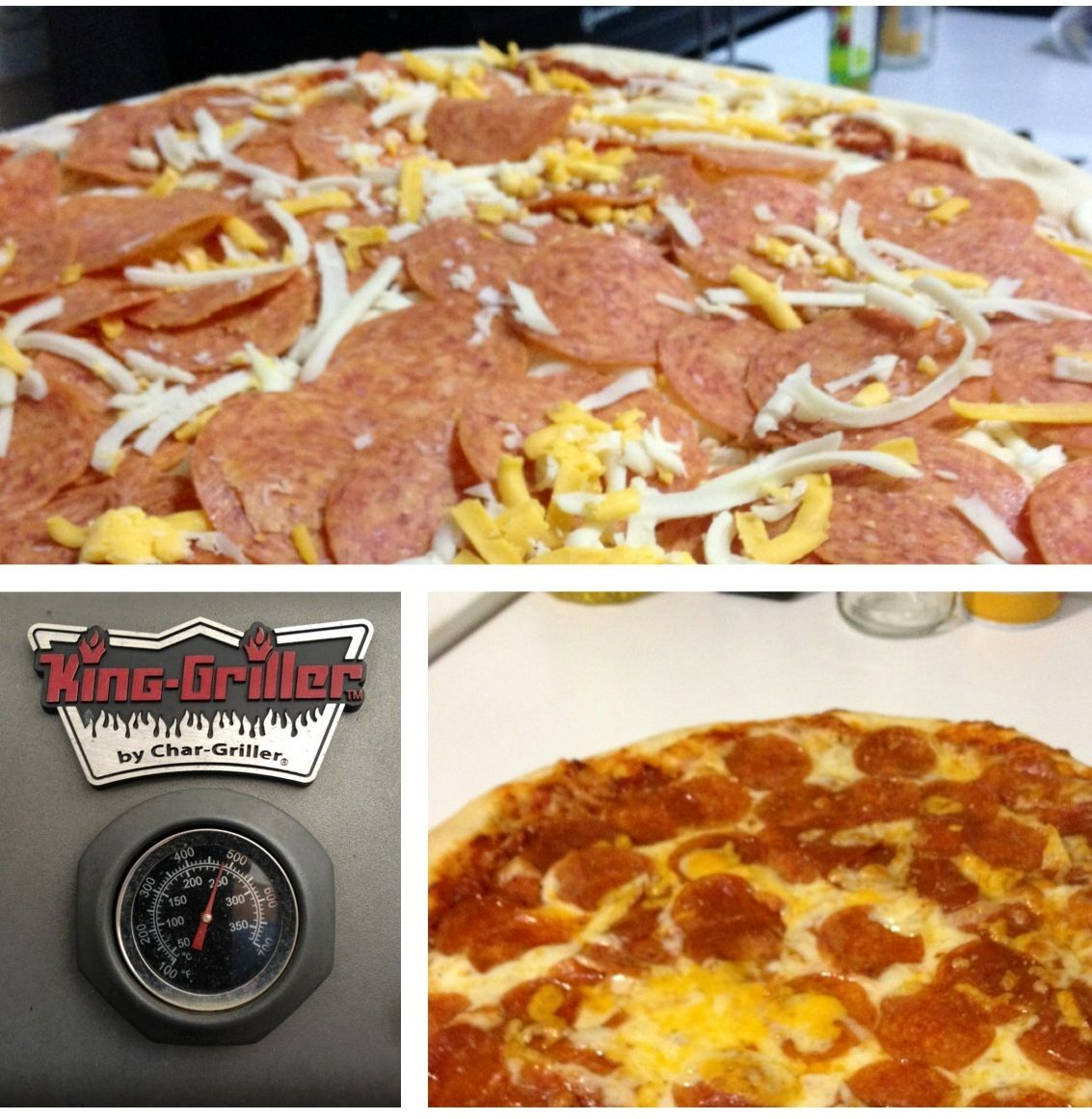 how to make a papa murphy u0027s pizza on the grill grilling