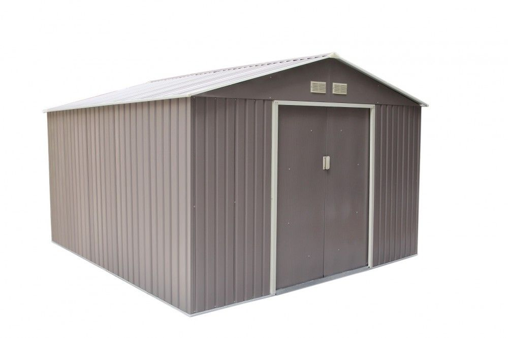 Archer Stabil Fem Kerti Tarolo 1300 340 X 383 Cm Outdoor Structures Outdoor Shed