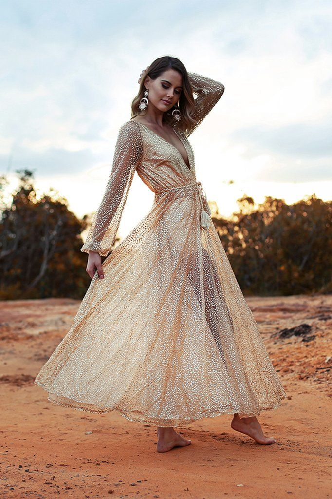 Nala Glitter Gown | Style | Pinterest | Gowns, Empire and Boutique