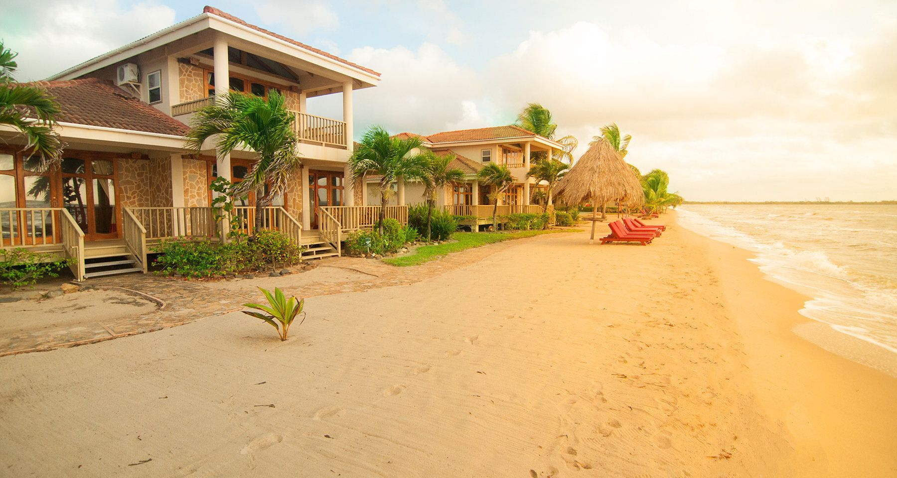 Hopkins Bay Resort Is A Beach And Hotel Located In Southern Belize Come See