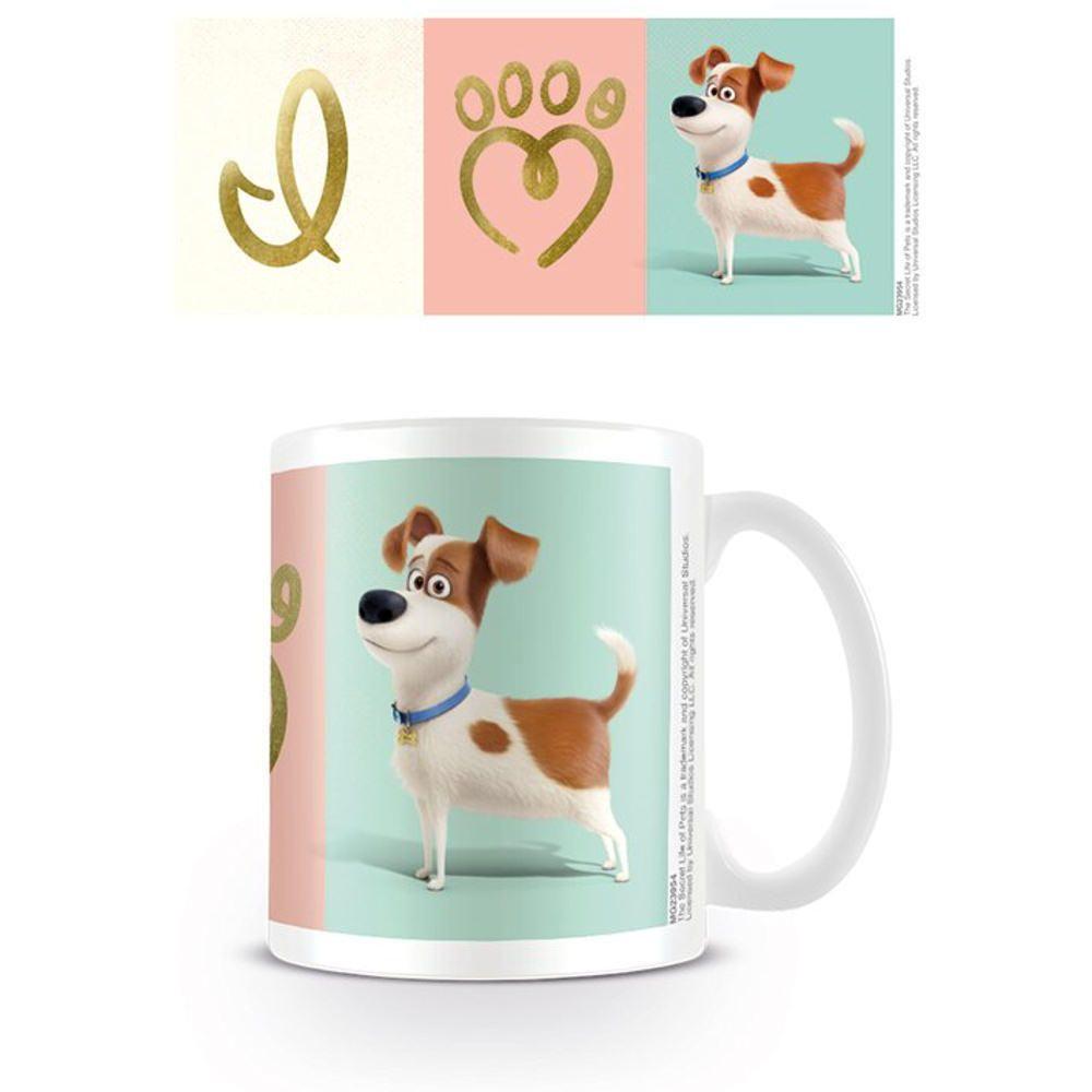 9 5 Gbp The Secret Life Of Pets Max Ceramic Tea Coffee Cup Film Gift Terrier Dog Duke Ebay Home Garden