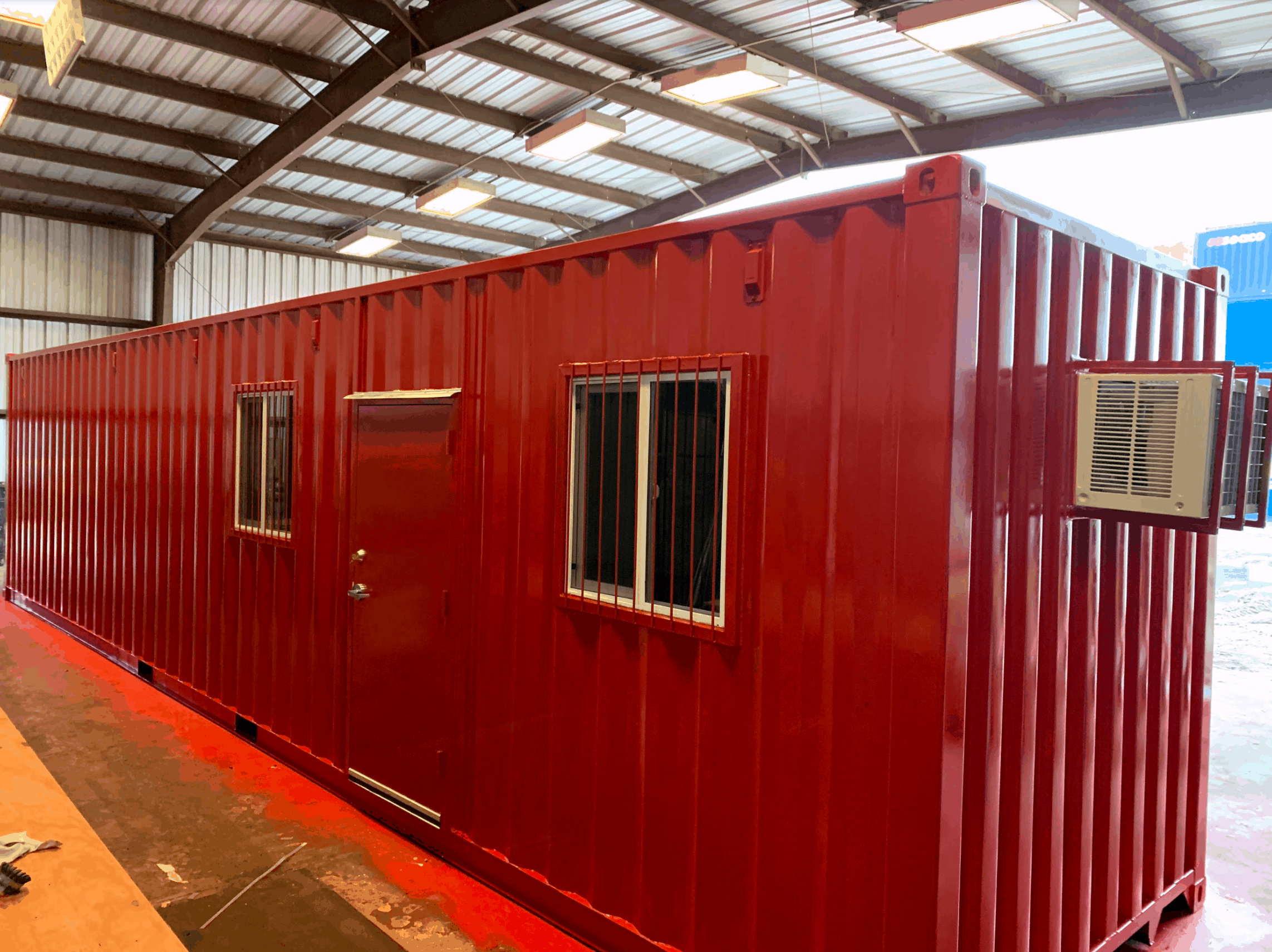 Shipping Container Gallery E M S Shipping Container Shipping Container Office Container House