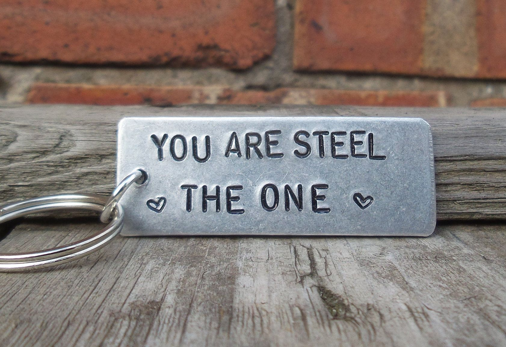 You Are STEEL The One 11 Years Personalised 11th Wedding ...