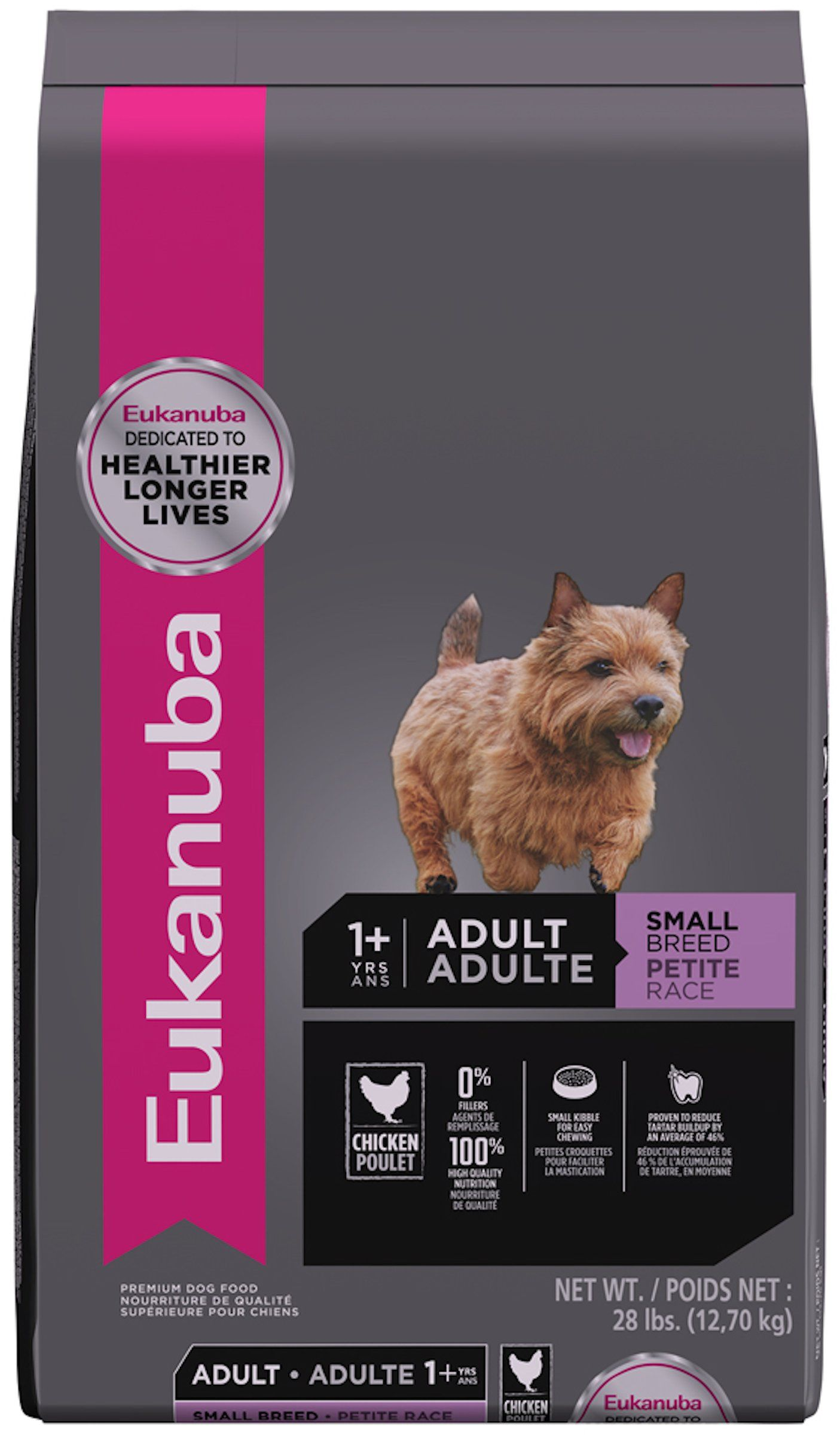 Eukanuba Adult Small Breed Dog Food 28 Lbs Click Image For More
