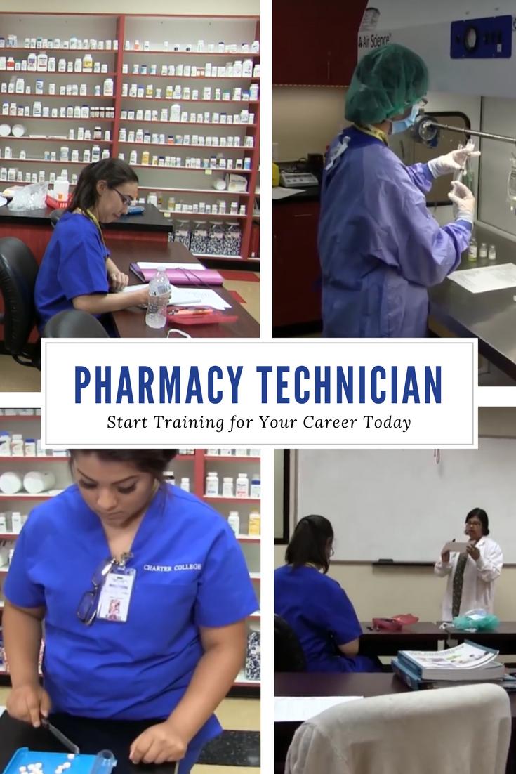 Pharmacy Technician, Certificate Pharmacy technician