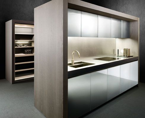 Bridge di armani dada armani casa kitchen kitchen for Armani arredo casa