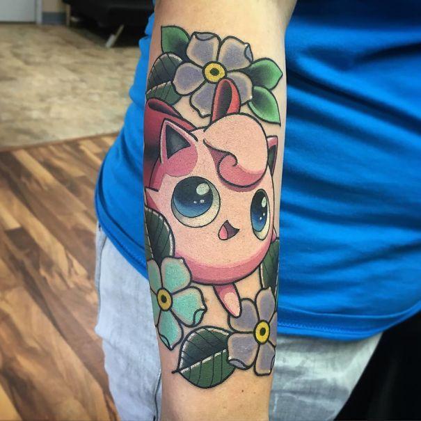 #tatuagem #pokémon #ideias #lista #tattoo