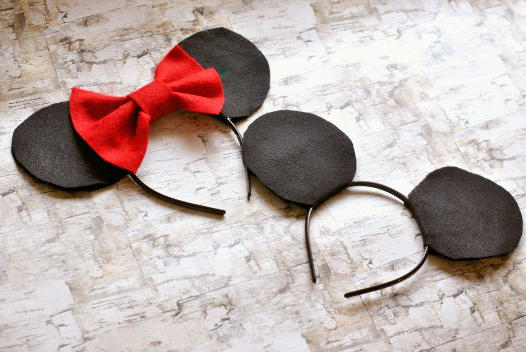 mickey minnie ears