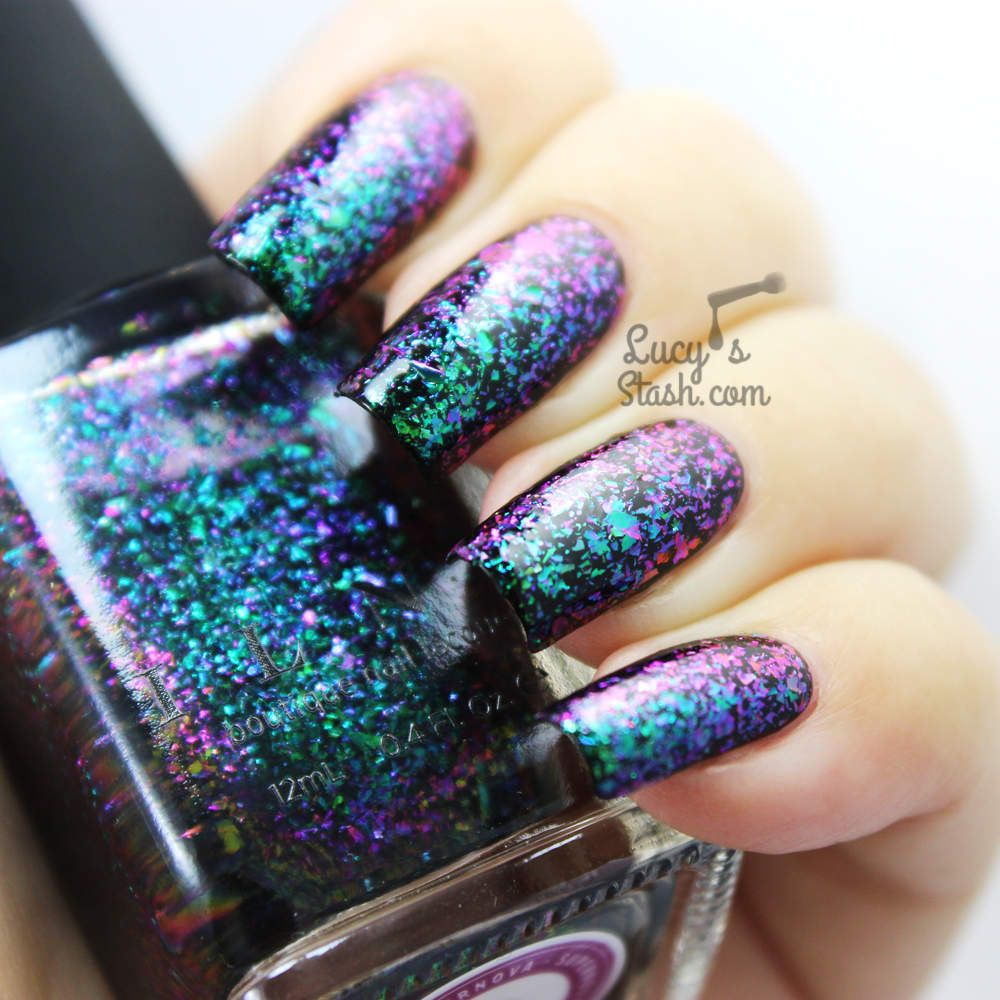 Review: ILNP Ultra Chrome Flakies Collection - Part 1 (pic heavy ...