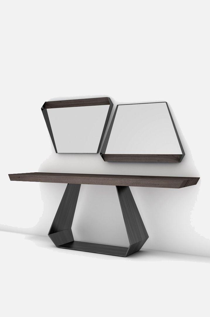 Amond Console Bonaldo Console Wooden Console Table