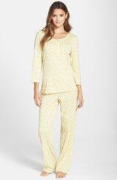 75248e4d8a Lauren Ralph Lauren Knit Henley Pajamas