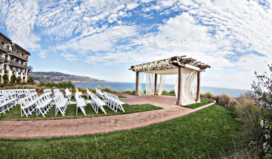 terranea wedding at terranea resort in los angeles rancho palos verdes california