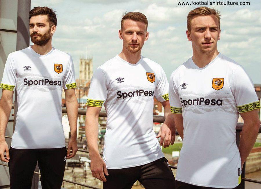Football Soccer Futbol Hullcity Hcafc Thetigers Umbro Hull City 2018 19 Umbro Third Kit Hull City Hull Umbro