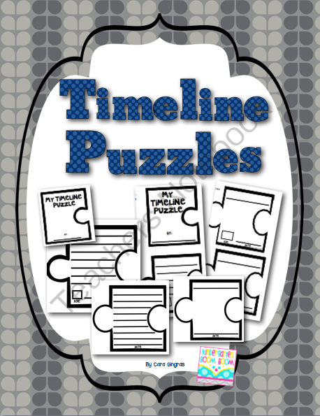 timeline puzzles teaching timelines enter for your chance to win 1 of 5 timelines puzzles. Black Bedroom Furniture Sets. Home Design Ideas