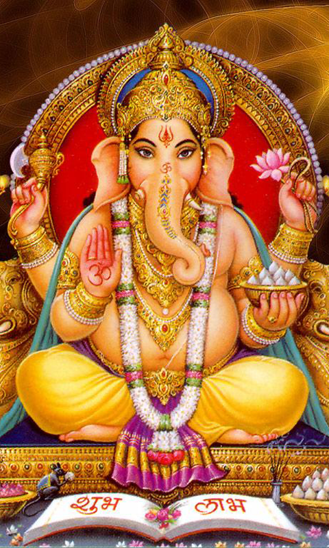 Lord Ganesha Wallpapers free download for Android Style