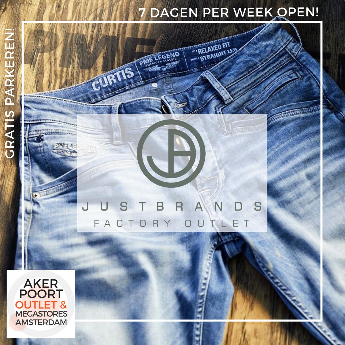 kwaliteit ontwerp goedkope verkoop dichterbij Bij de Just Brands Factory Outlet in Koopcentrum Akerpoort ...